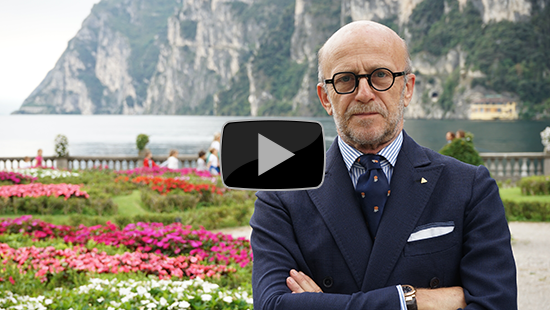 Video del Presidente Prof Francesco Mangani